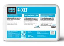 4-XLT adhesive mortar
