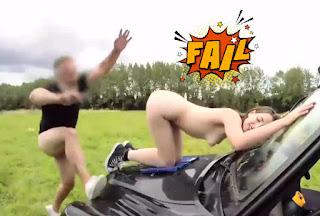 Falha Epica Durante Cena Porno, LOL