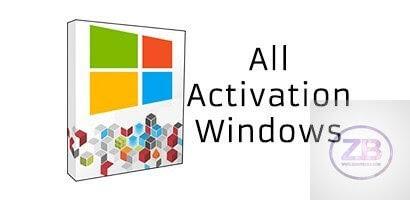 All Activation Windows 7-8-10 v19.6.2018 Free Download