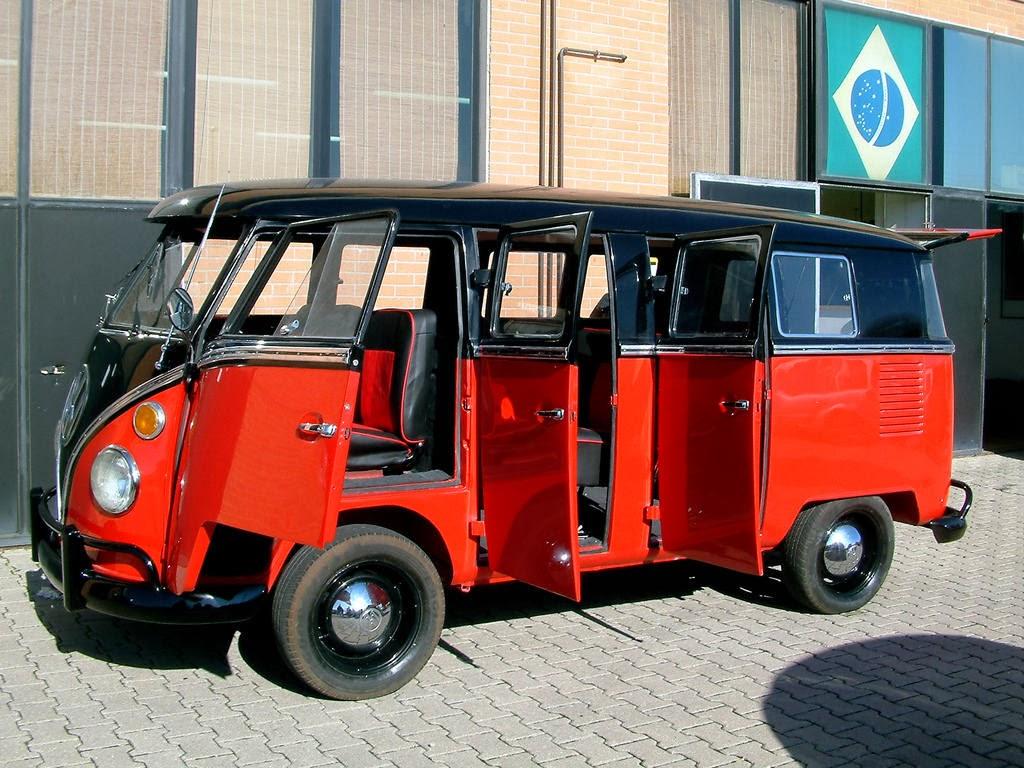 Volkswagen Transporter T1 | VW Bus