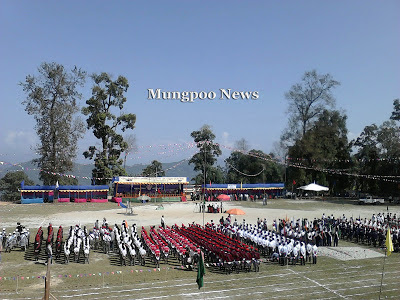 Mungpoo Annual Dewali Sports Meet