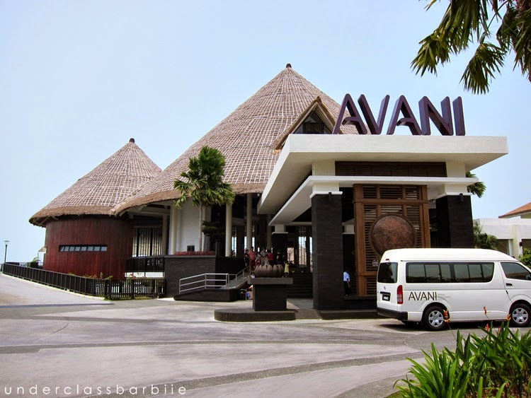 avani sepang rooms