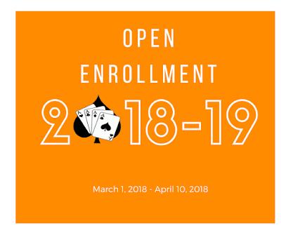 Open Enrollment Ad