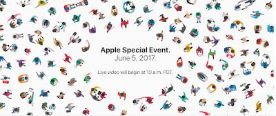 keynote Apple WWDC 2017