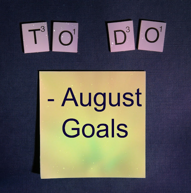 Monthly Intentions for August
