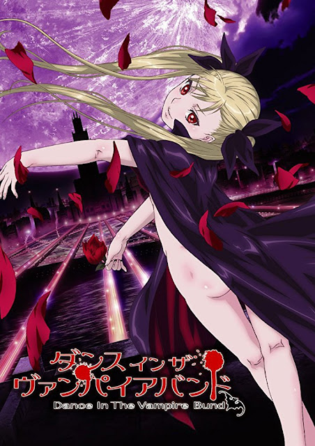 Poster-anime-Dance-in-the-Vampire-Bund