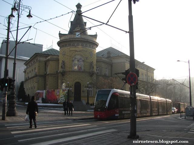 Белград - улица Краля Милана