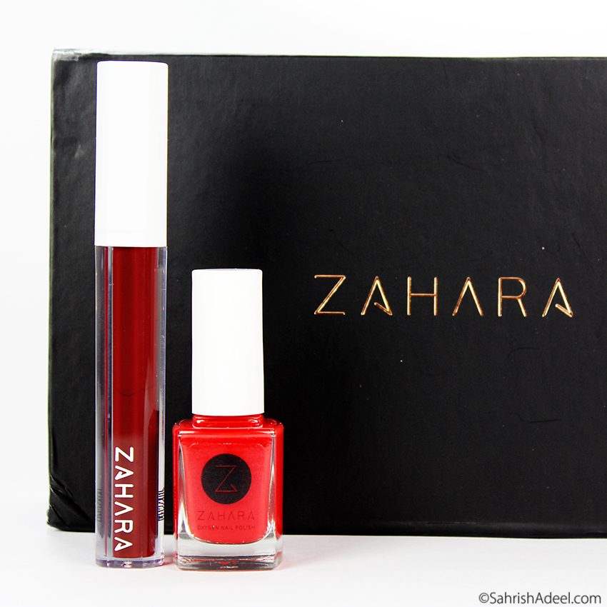 Halal Lipstick in Boss by Zahara Cosmetics - Review, Swatches & Discount Code