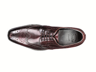 Bata EUROPEAN COLLECTION BROWN SHOES INR- 4999