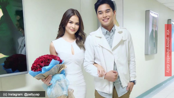 McCoy De Leon asks Elisse Joson's mom to take her daughter as his date at the Star Magic Ball