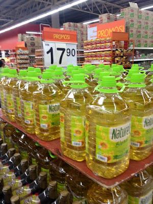 Naturel Blend Canola & Sunflower Oil 3.3L
