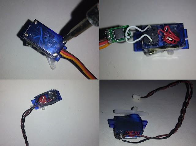 इस Assembly में आपको Electric Generator को Assemble करना बताएंगे इसके लिए आपको एक Servo motor लेना है