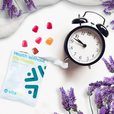 vitafive sleep pack