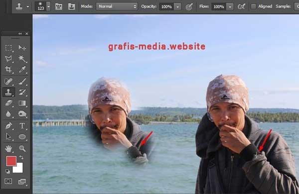 Cara Menggunakan Clone Stamp Tool Photoshop Cara Menggunakan Clone Stamp Tool Photoshop