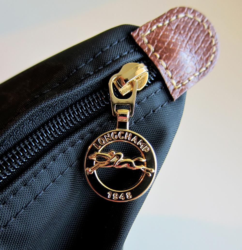e179df73656e Be Linspired  Longchamp Le Pliage Shoulder Tote
