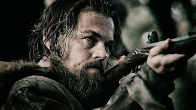 Leonardo di Caprio dans The Revenant, de Alejandro Gonzales Inarritu (2015)