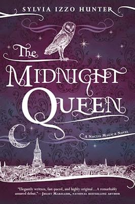 Interview with Sylvia Izzo Hunter, author of The Midnight Queen - September 2, 2014