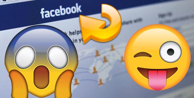 خدعة التوجيه التلقائي الى رابط البروفايل الشخصي في فيس بوك
