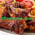 பசுமை கோழி வறுவல் செய்முறை | Green chicken curry recipe !