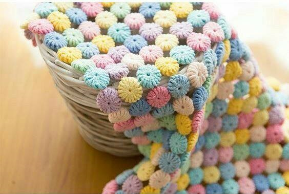 crochet easy circle blanket afghan pattern