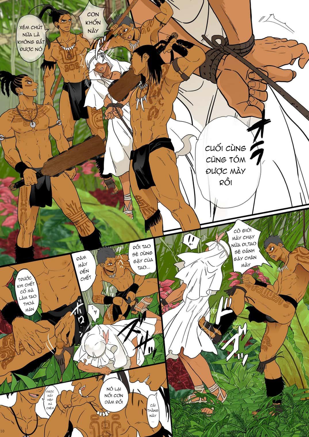 [Goma Saba] LỄ HIẾN TẾ HOAN LẠC - Tác giả Goma Saba - Trang 10
