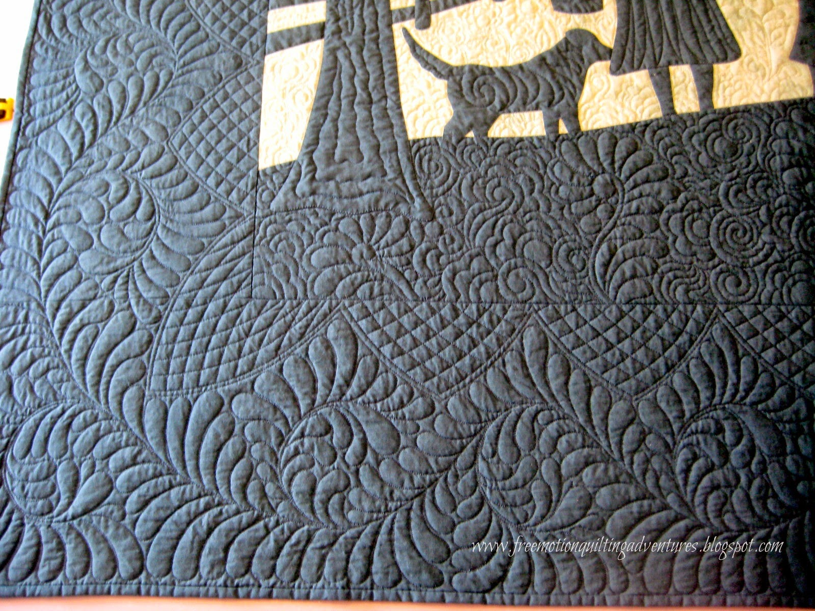 Amy's Free Motion Quilting Adventures: 2014