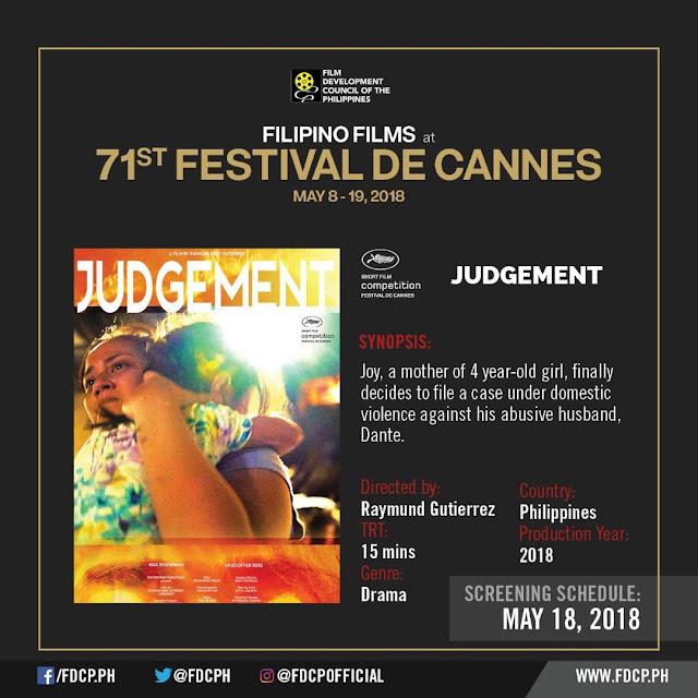 cannes film festival 2018 philippines