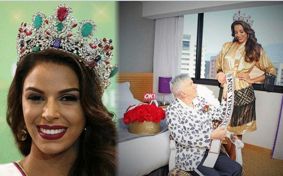 RUMOR MILL : No Miss Venezuela in Miss Universe 2017