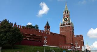 Kremlin de Moscú.