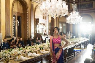 Eesha Rebba At Teach For Change Annual Fundraiser Fashion Show 2018