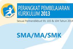 Rpp Bahasa Dan Sastra Indonesia Sma/Smk Kelas X, Xi, Xii Kurikulum 2013 Revisi 2017