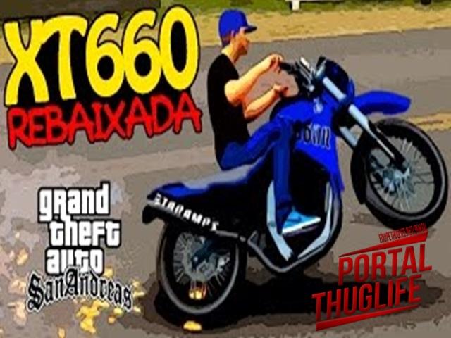 XT 660 REBAIXADA ~ Portal Oficial - TL © cbd657973436e