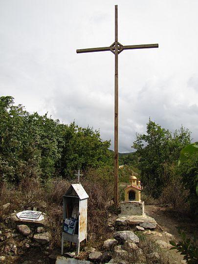 Църквището - miejsce, gdzie stała pierwotnie cerkiew św. Prokopa wybudowana w 1373 roku.