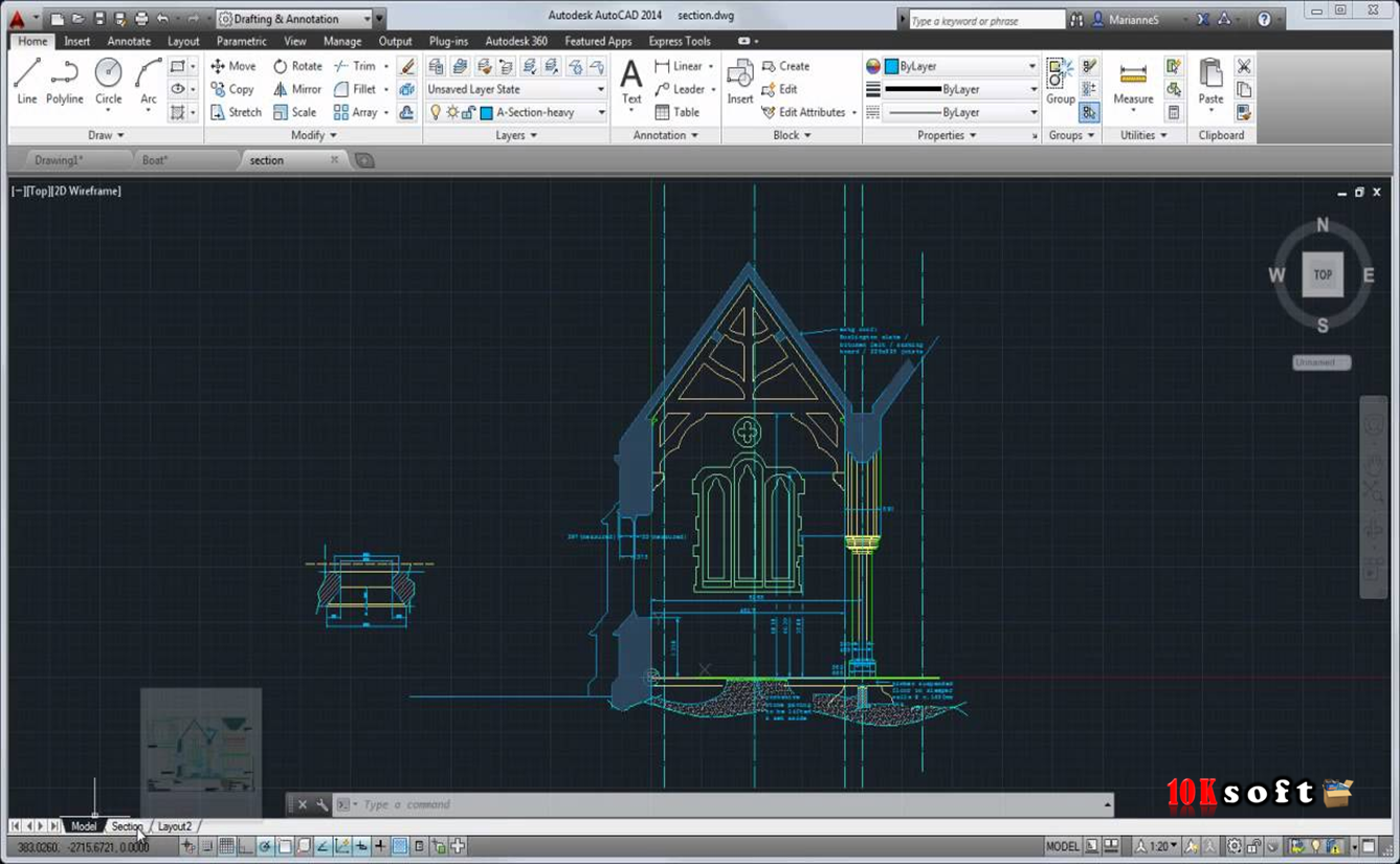 AutoCAD 2014 Free Download Setup 32 Bit 64 Bit - 10kSoft