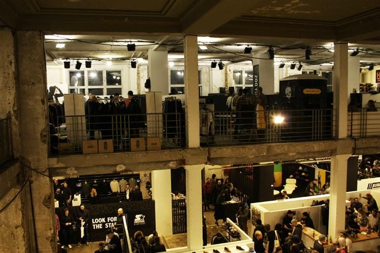 MBFW Fashion Week 2015 Berlin Blogger Fashion Modeblogger Tradeshow Obey Vans Skaterlook OOTD