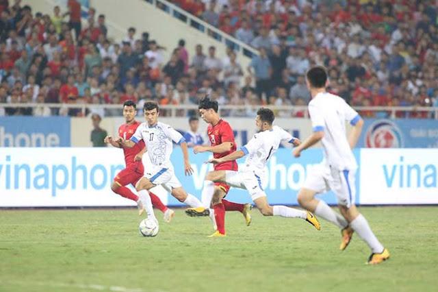 Video U23 Việt Nam - U23 Uzbekistan: Vây hãm dữ dội, thần tài Văn Đức