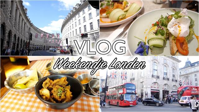 Vlog Londen