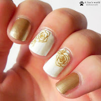 http://www.alionsworld.de/2017/07/naildesign-golden-rose.html
