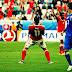 Gales estreou na Euro sofrendo, mas vencendo