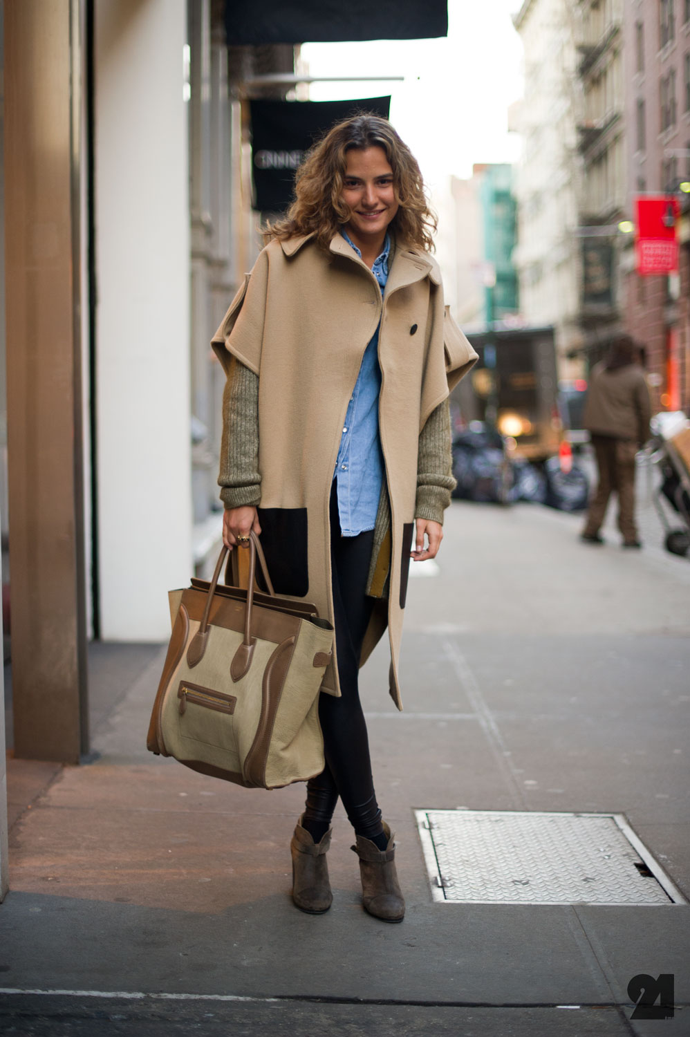 Street Style India Fashion Blog: Taso's Blog: New York Street Style