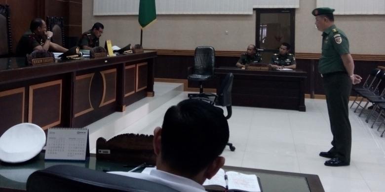 Eks Dandim Makassar Naik Pangkat Malah Pesta Narkoba, Akhirnya Dibui Deh!