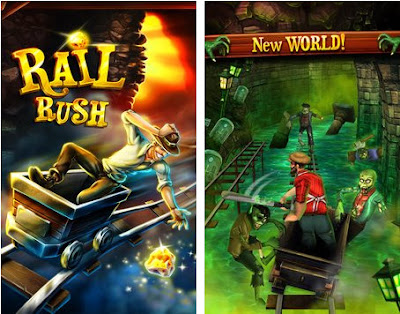 Download Rail Rush Mod v1.9.10 Apk (Unlimited Money)