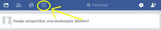 Como desconectar do aplicativo do facebook