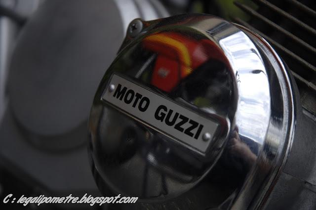 Les cousines Benelli / Moto Guzzi 254 (Années 70) _DSC0081