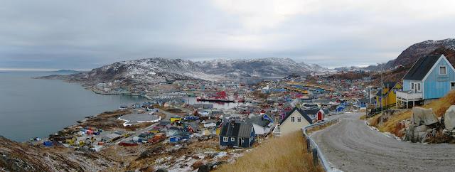 Nuuk | Grönland