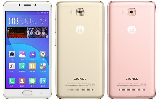 Gionee F5 Goes Official; Boasts 4GB RAM, 32GB ROM and 4000mAh Battery