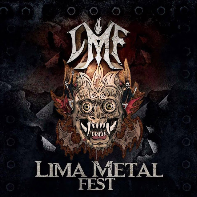 Logo del Lima Metal Fest 2016