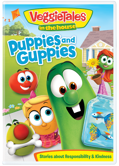 newest release from VeggieTales