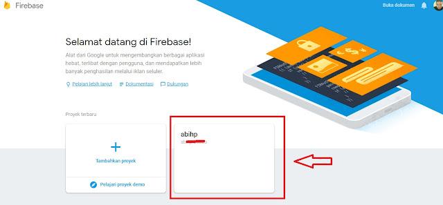 Firebase ABIHP