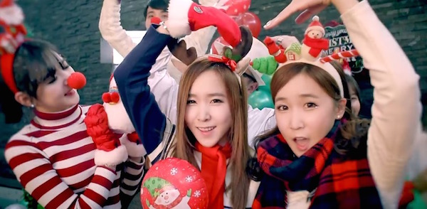 Chrome Family tiene su Love Christmas